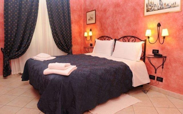 Отель Dei Mori Firenze комната для гостей