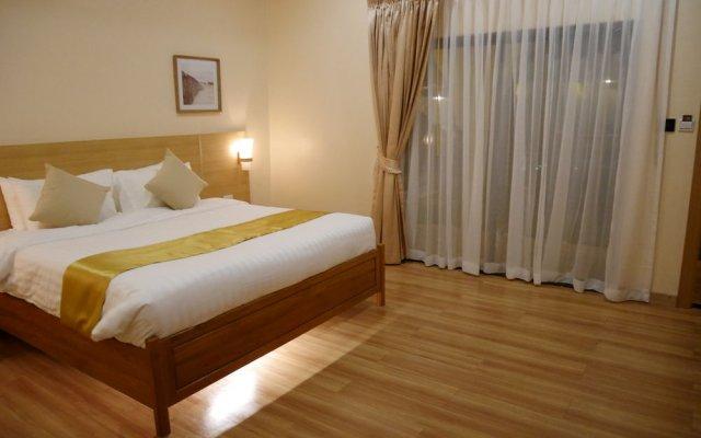 Отель Getaway Resort Lake Mabprachan Thailand комната для гостей