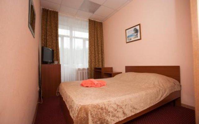 Отель Меблированные комнаты Health Resort Krutushka Казань комната для гостей