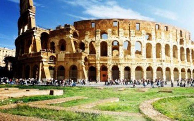 Отель Gladiator's House Рим вид на фасад