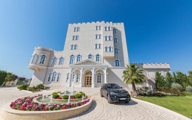 Отель Belagrita Албания, Берат - отзывы, цены и фото номеров - забронировать отель Belagrita онлайн вид на фасад