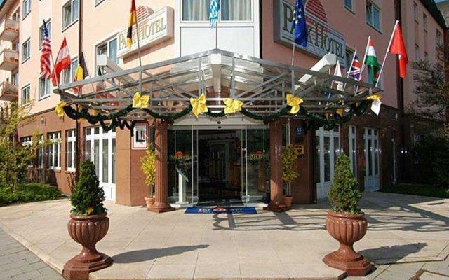 Отель Park Hotel Laim Германия, Мюнхен - 1 отзыв об отеле, цены и фото номеров - забронировать отель Park Hotel Laim онлайн вид на фасад