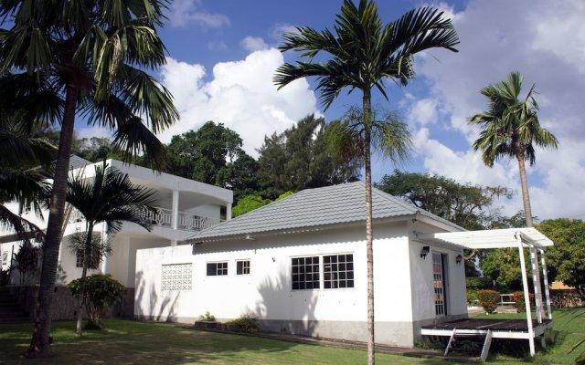 Отель All Nations Guesthouse вид на фасад