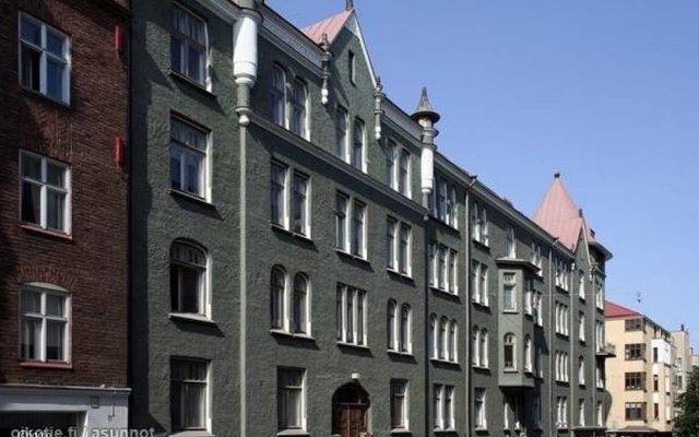 Отель 2ndhomes Freda 3 вид на фасад