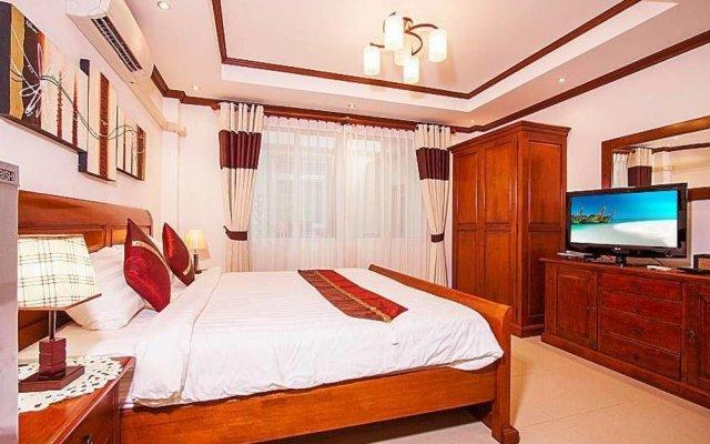 Отель Baan Sanun 3 Патонг комната для гостей