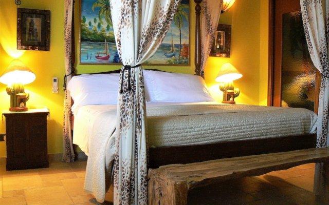 Отель B&B Antigua Потенца-Пичена комната для гостей
