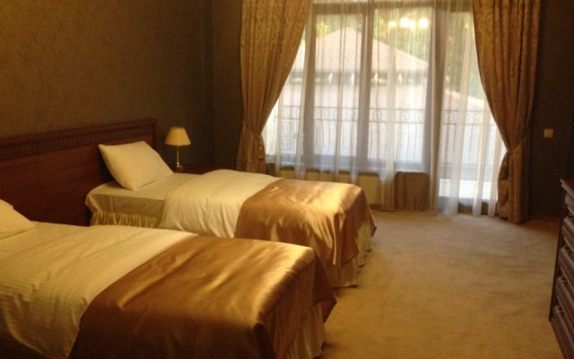 Гостиница Дельфин Адлеркурорт комната для гостей