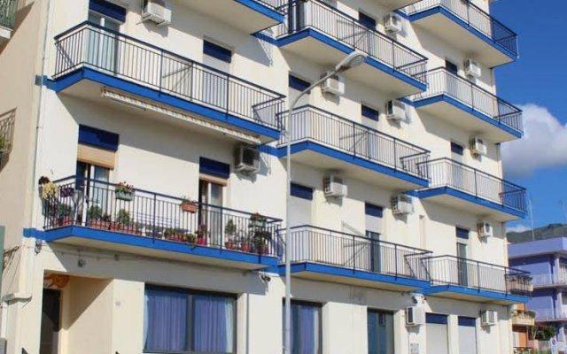 Отель Villa Pamar Джардини Наксос вид на фасад