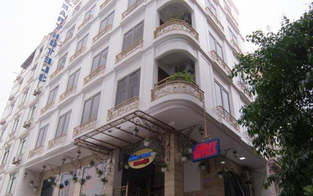 Отель Smart hotel 3 Вьетнам, Ханой - отзывы, цены и фото номеров - забронировать отель Smart hotel 3 онлайн вид на фасад