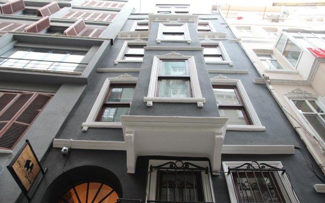 Отель Elephant Galata вид на фасад