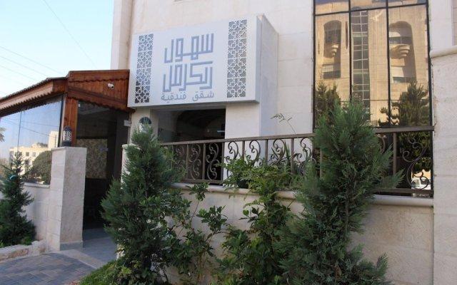Отель Sohoul Al Karmil Suites вид на фасад