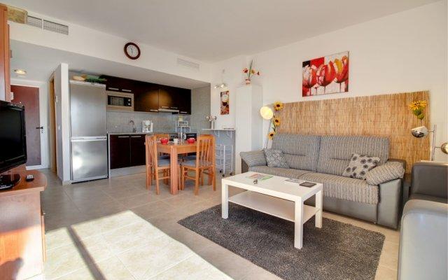 Отель Les Marines Gregal 3209 Курорт Росес комната для гостей