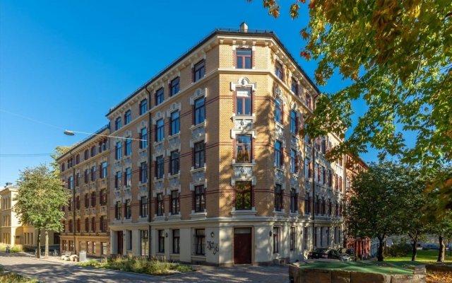 Отель Nordic Host Deichmans Gate 10 вид на фасад