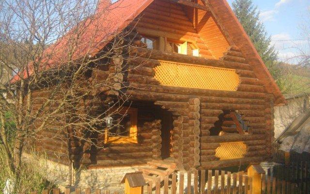 Гостиница Cottage Smerekova Hata вид на фасад
