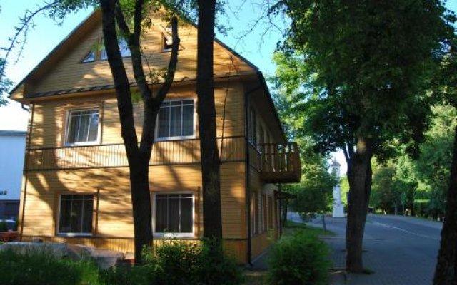 Отель Rotušė Литва, Тракай - отзывы, цены и фото номеров - забронировать отель Rotušė онлайн вид на фасад