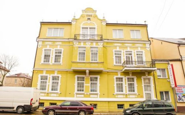 Hotel Imperial вид на фасад