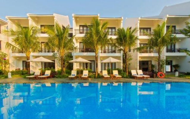 Отель Hoi An Waterway Resort вид на фасад