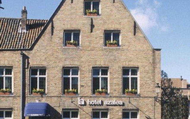 Отель Monsieur Ernest Бельгия, Брюгге - отзывы, цены и фото номеров - забронировать отель Monsieur Ernest онлайн вид на фасад
