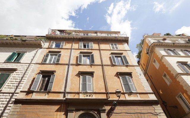 Отель Rome Luxury Rental вид на фасад
