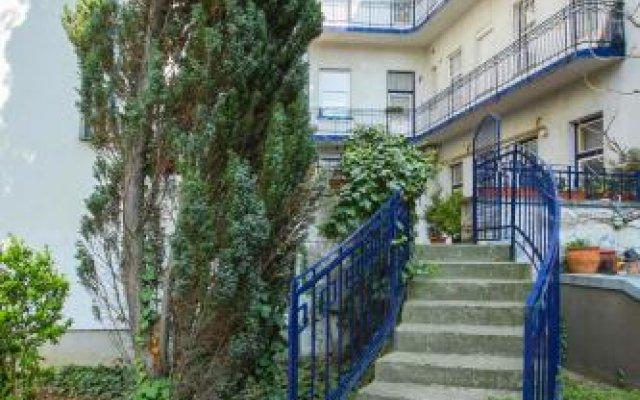 Отель Corvin Residence Венгрия, Будапешт - отзывы, цены и фото номеров - забронировать отель Corvin Residence онлайн вид на фасад