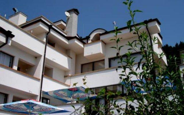 Hotel Aleksievata Kashta вид на фасад