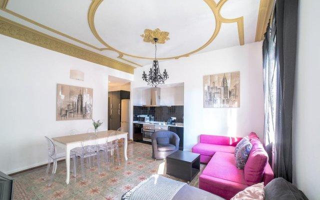 Отель Central Suites Barcelona комната для гостей