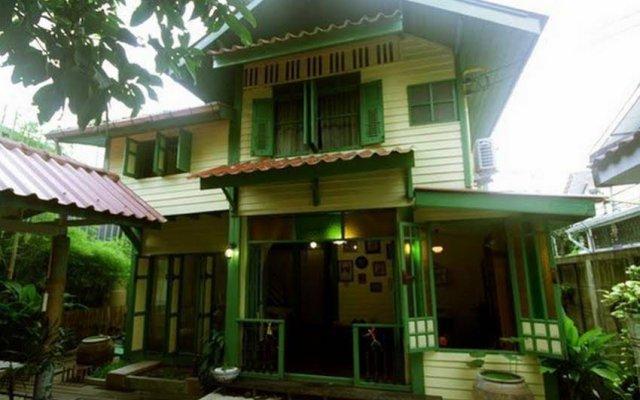 Отель Baan Tepa Boutique House вид на фасад