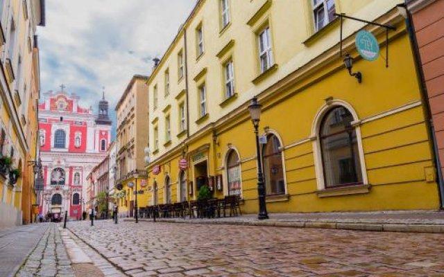 Отель Tey Hostel Польша, Познань - отзывы, цены и фото номеров - забронировать отель Tey Hostel онлайн вид на фасад