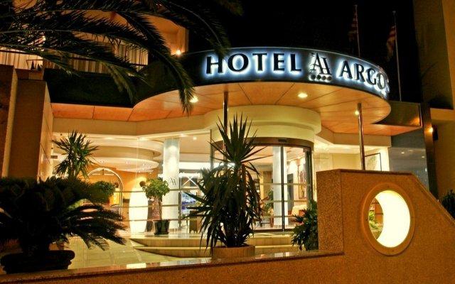 Отель Argos Hotel Испания, Ивиса - отзывы, цены и фото номеров - забронировать отель Argos Hotel онлайн вид на фасад
