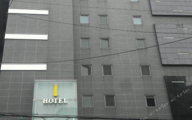Life Style i Hotel вид на фасад