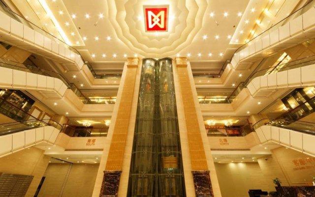 Отель Dadongyu Hotel Китай, Чжуншань - отзывы, цены и фото номеров - забронировать отель Dadongyu Hotel онлайн вид на фасад