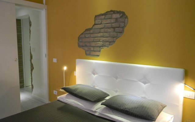 Отель FWS Forum Wellness Station Парма комната для гостей