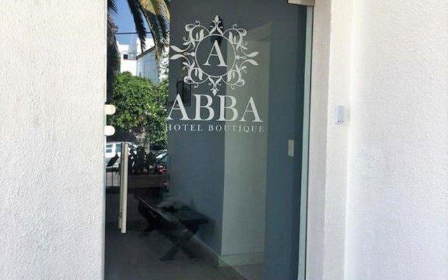 Abba Hotel Boutique вид на фасад