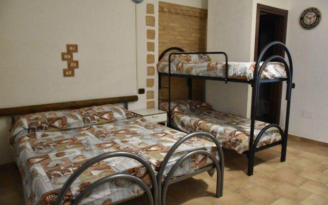Отель Agriturismo Fattoria del Colle Джези комната для гостей