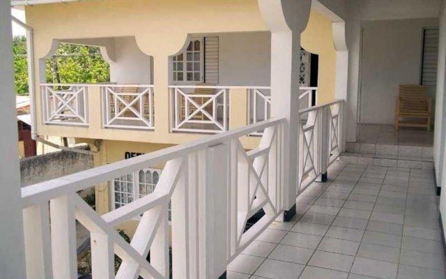 Отель Willowgate Resort вид на фасад