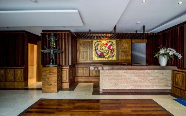 Отель Q Conzept Boutique Residence Таиланд, Карон-Бич - отзывы, цены и фото номеров - забронировать отель Q Conzept Boutique Residence онлайн интерьер отеля