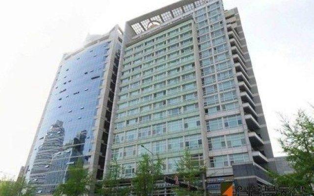 Отель Cozy Seoul Yongsan Южная Корея, Сеул - отзывы, цены и фото номеров - забронировать отель Cozy Seoul Yongsan онлайн вид на фасад