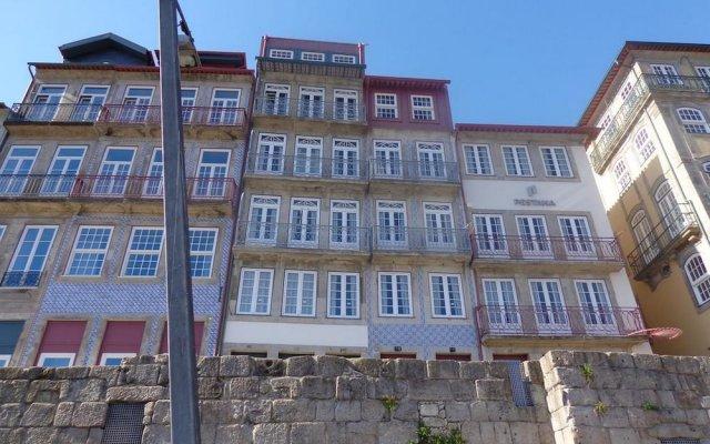 Апартаменты Ribeira Apartment вид на фасад