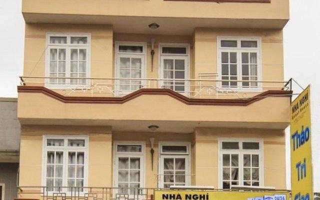 Отель Thao Tri Giao Hotel Вьетнам, Далат - отзывы, цены и фото номеров - забронировать отель Thao Tri Giao Hotel онлайн вид на фасад