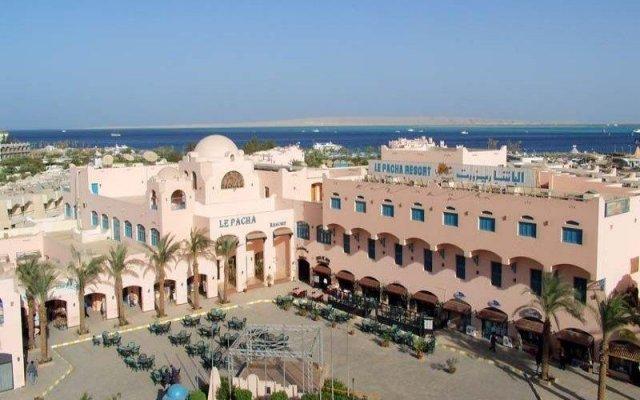 Отель Le Pacha Resort