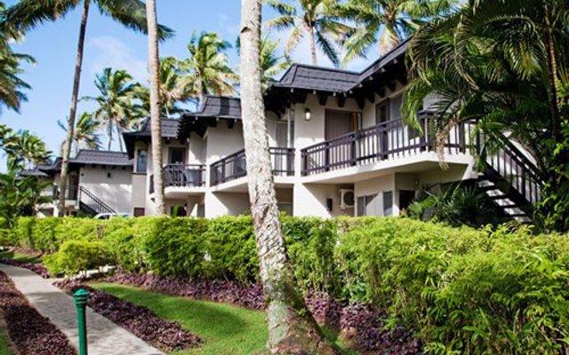 Отель Fiji Palms Фиджи, Вити-Леву - отзывы, цены и фото номеров - забронировать отель Fiji Palms онлайн вид на фасад