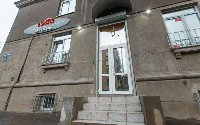 Art-hotel Zontik вид на фасад