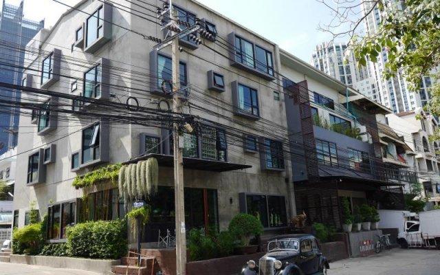 Отель Siamese Studio Таиланд, Бангкок - отзывы, цены и фото номеров - забронировать отель Siamese Studio онлайн вид на фасад