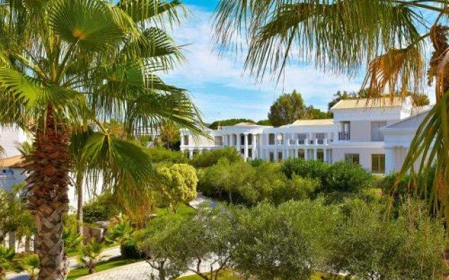 Отель Grecotel Olympia Oasis & Aqua Park Греция, Андравида-Киллини - отзывы, цены и фото номеров - забронировать отель Grecotel Olympia Oasis & Aqua Park онлайн вид на фасад
