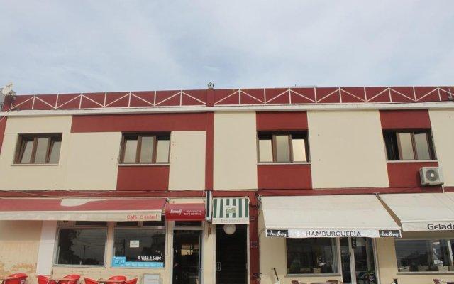 Tribo da Praia - Eco Hostel вид на фасад