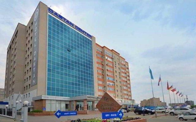 Гостиница Dastan Aktobe Казахстан, Актобе - отзывы, цены и фото номеров - забронировать гостиницу Dastan Aktobe онлайн вид на фасад