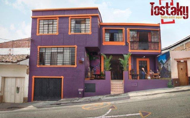 Отель Tostaky Колумбия, Кали - отзывы, цены и фото номеров - забронировать отель Tostaky онлайн вид на фасад
