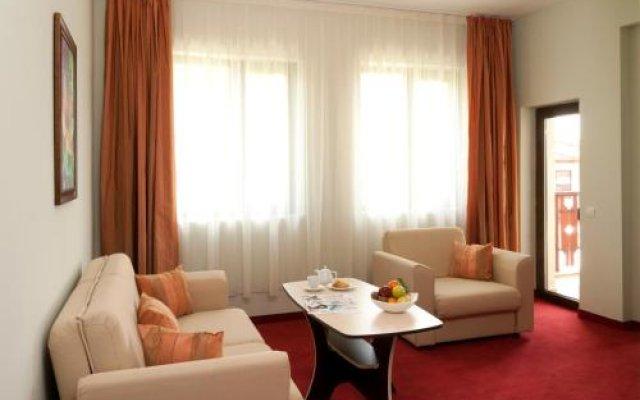 Park Hotel Arbanassi Велико Тырново комната для гостей