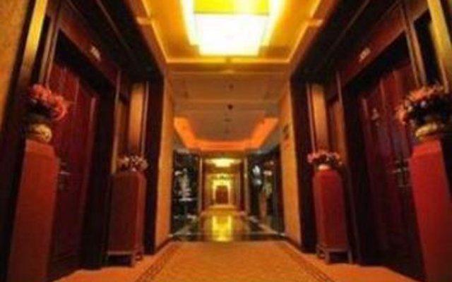 Super 8 Hotel Beijing Shijingshan Gu Cheng вид на фасад