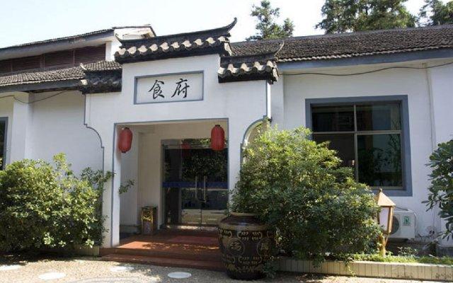 Zhuzi Guli Hotel вид на фасад